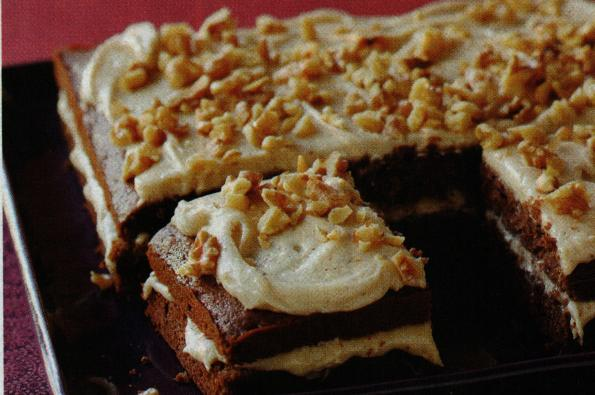 This French Quatre Epices cake delights everyone who tastes it!