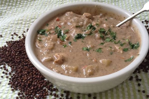 Paradise Peanut soup rocks!