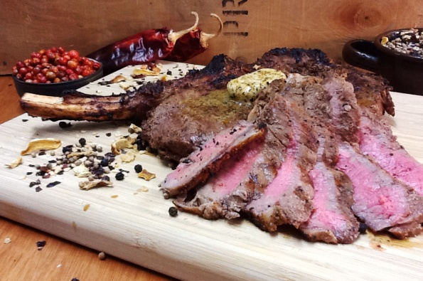 Bar-H Beef Rub Marinade