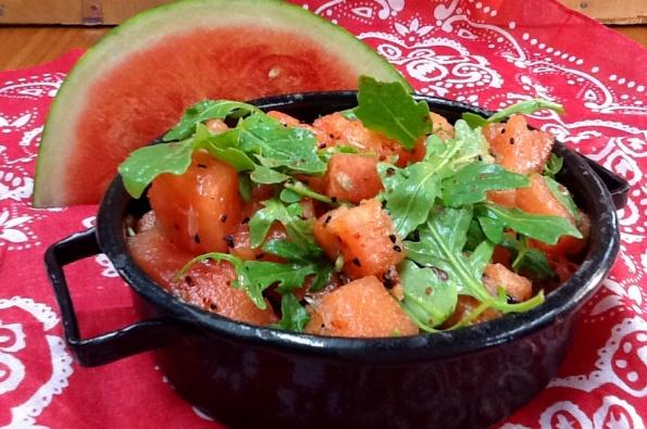 nigella watermelon salald