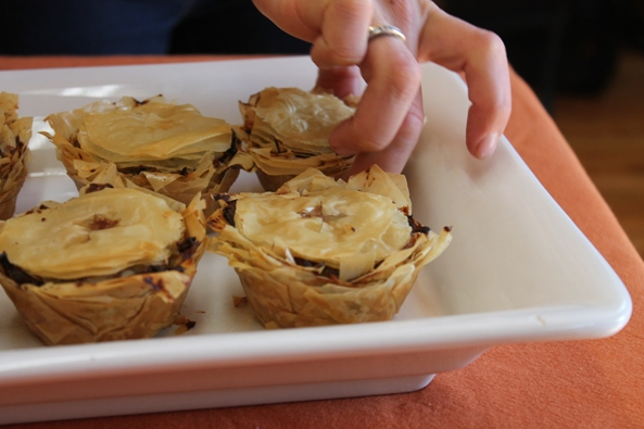 Le quebecios mini pies