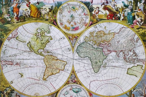 Antique world mapblogfinal