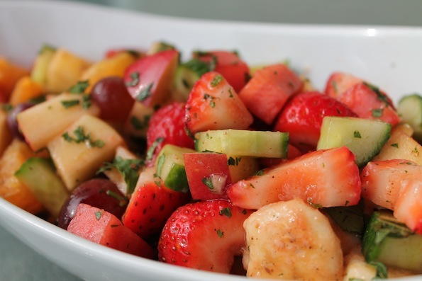 Chaat Fruit salad