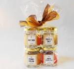 Saffron, Piment d'Espelette, Fennel Pollen & Truffle Salt