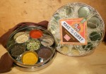 Make Your Own Curry giftset with a shiny Masala Dabba