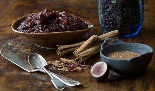 Advieh Fig Preserves