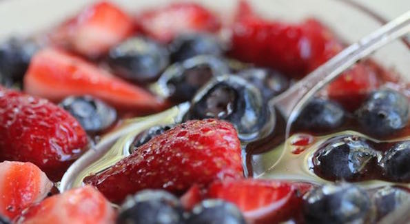 Tasmanian Pepperberry Macerated Berries