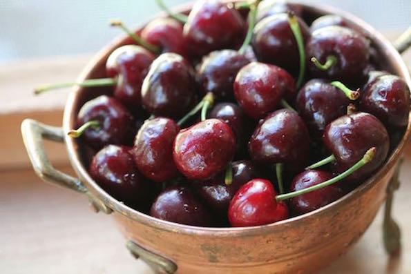 Cherries 595