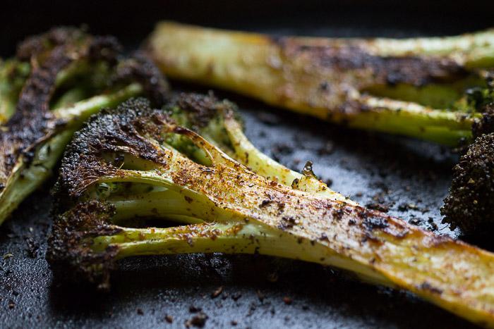 Broccoli bbq