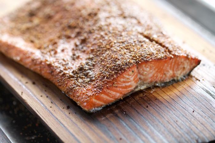 Seattle Salmon Rub