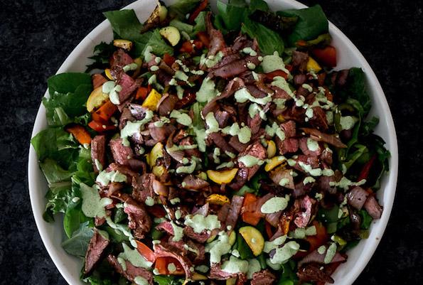fajita_salad