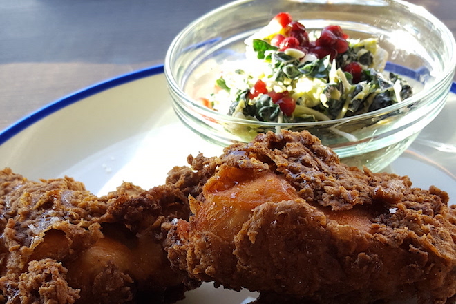 Thackeray Ethiopian-Spiced Fried Chicken