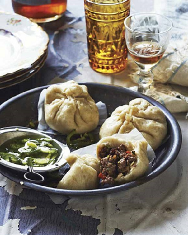 Steamed cuban beef buns 600 x 750