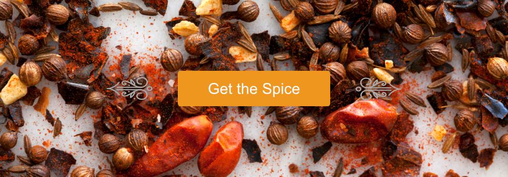 Get the Spice (Harissa)