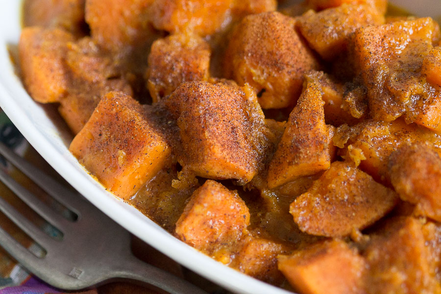 Besar Candied Yams