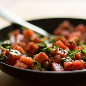 Nigella Watermelon Salad
