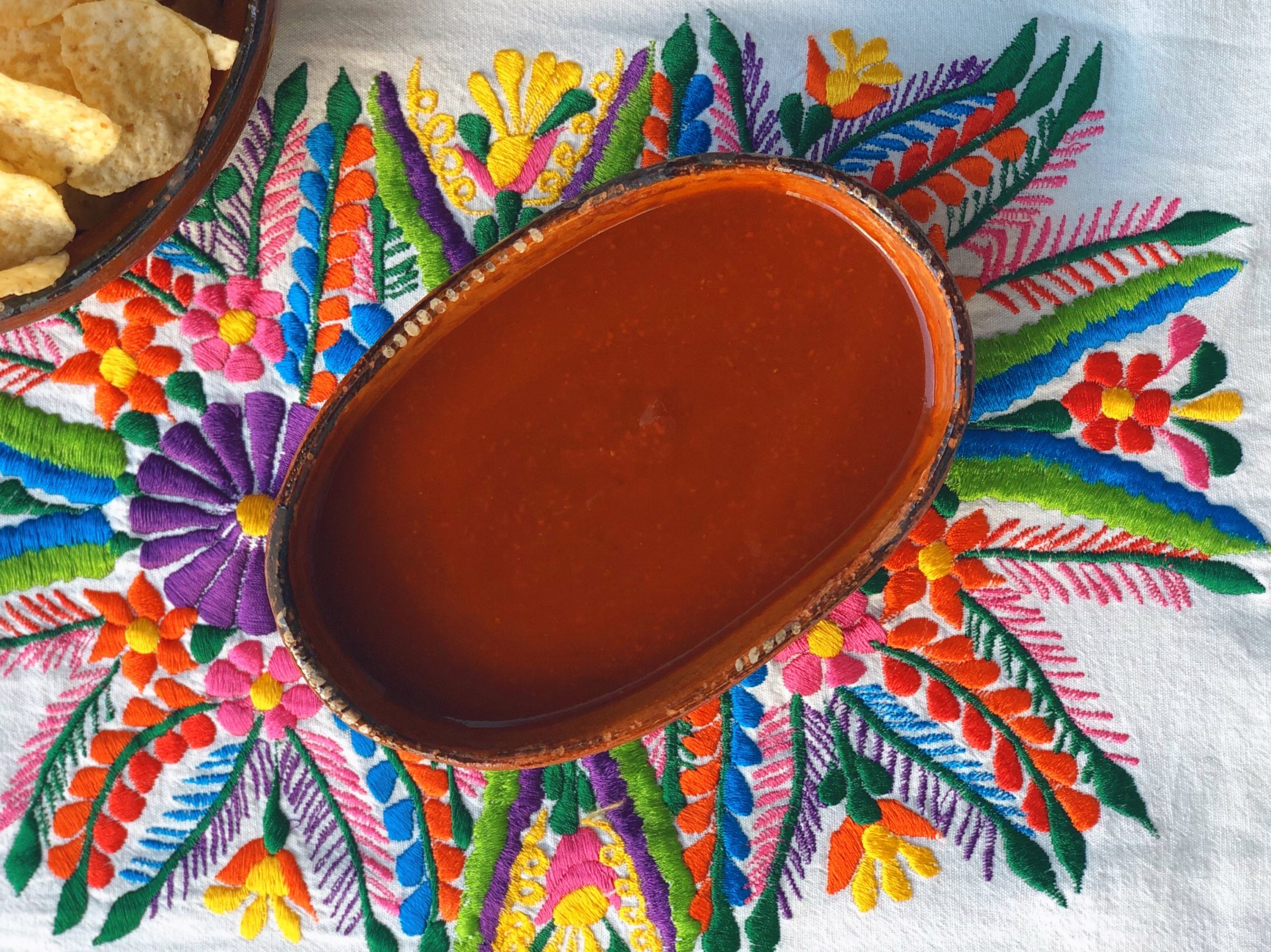 Mary's Salsa Roja
