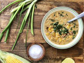 Biscayne Corn Chowder