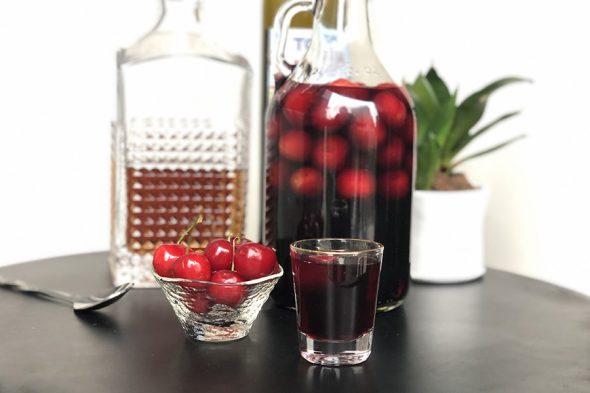 Portuguese Ginjinha