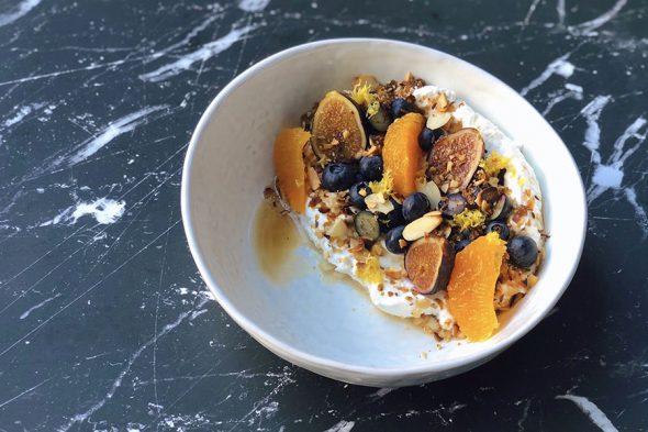 Caraway Spiced yogurt