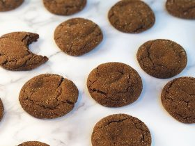 Baharat Chewy Molasses Cookies