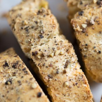 Holiday Pepper Biscotti