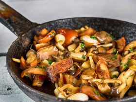 allspice mushroom medley