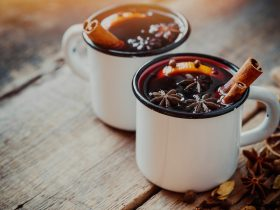 Warm Winter Sangria