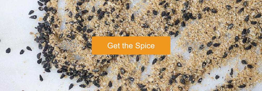 Get the Spice (Nigella Caesar)