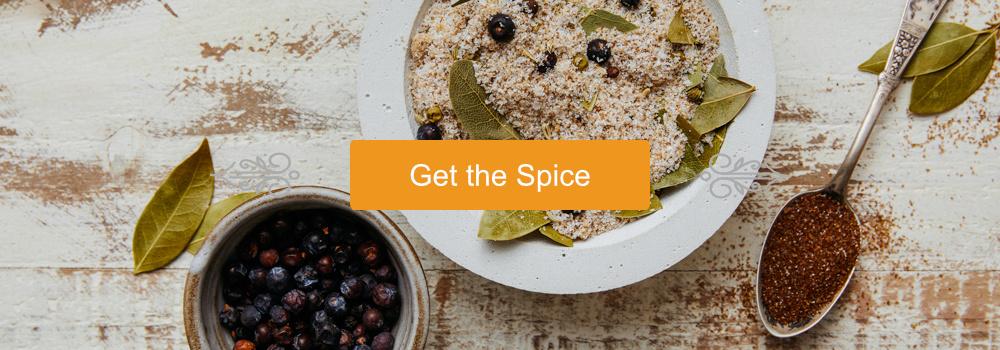 Get the Spice (Northwest Forest Brine)
