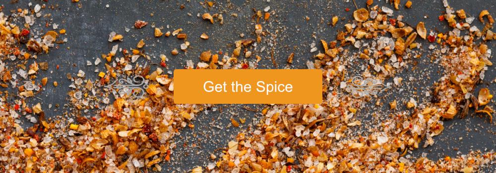 Get the Spice (Svaneti Seasoned Salt)